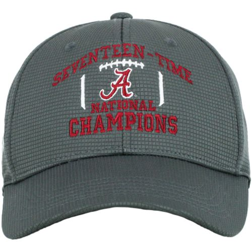Top of the World Men's University of Alabama 2017 CFP National Champs Cap