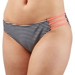 O'Rageous Juniors' Stripe Hipster Swim Bottoms - view number 3