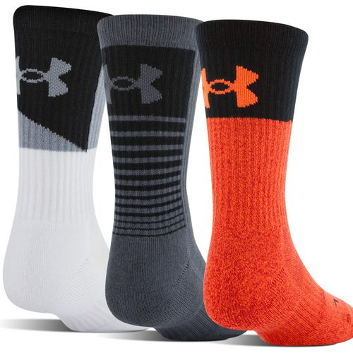 Under Armour Phenom Crew Training Socks 3 Pack
