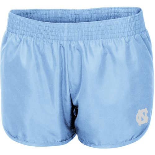 Colosseum Athletics Women's University of North Carolina Reflective Logo Shorts