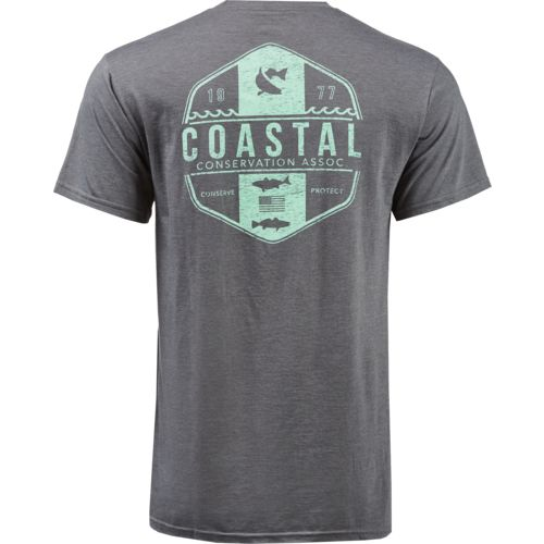 CCA Men's Catch the Wave T-shirt