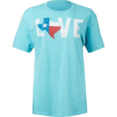Display product reviews for Raw State Men's Love Texas T-shirt