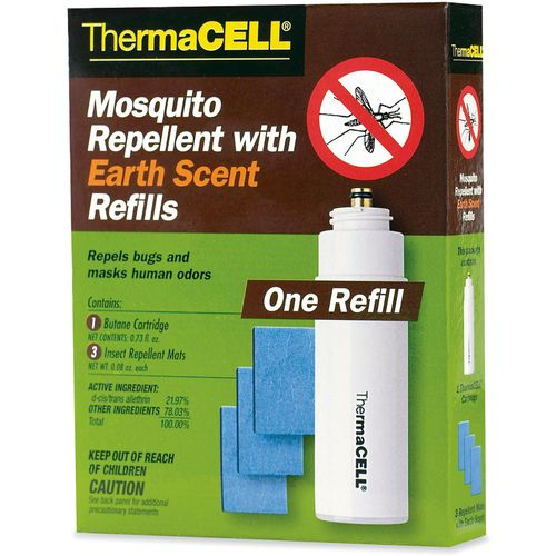 ThermaCELL Mosquito Repellent Refills with Earth Scent