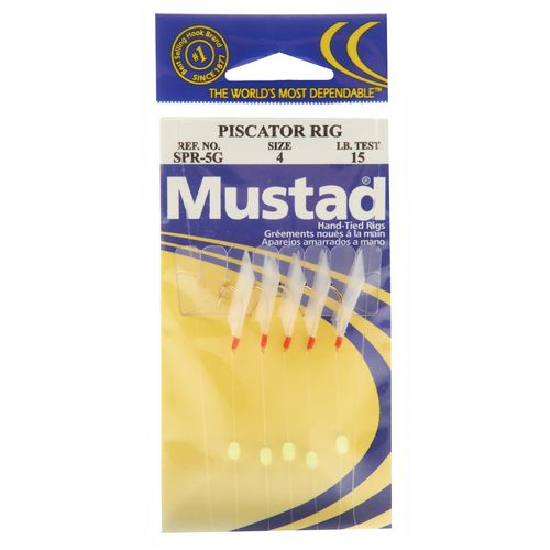 Mustad Piscator Rig - view number 1