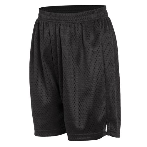 BCG™ Girls' Basic Porthole Mesh Shorts