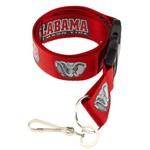 Pro Specialties Group NCAA Lanyard and Key Chain