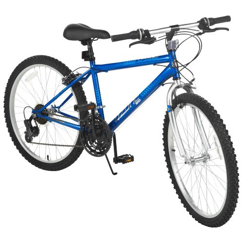 "Ozone 500® Boys' Trail Climber 24"" 21-Speed Mountain Bicycle"