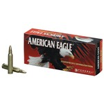 Federal Premium® American Eagle® .223 Remington (5.56 x 45mm) 50 Grain Jacketed Hollow Poi