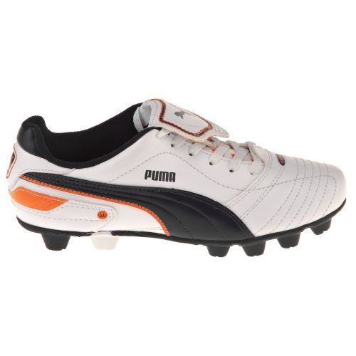 PUMA Kids' Esito Finale R Hard Ground JR Soccer Cleats