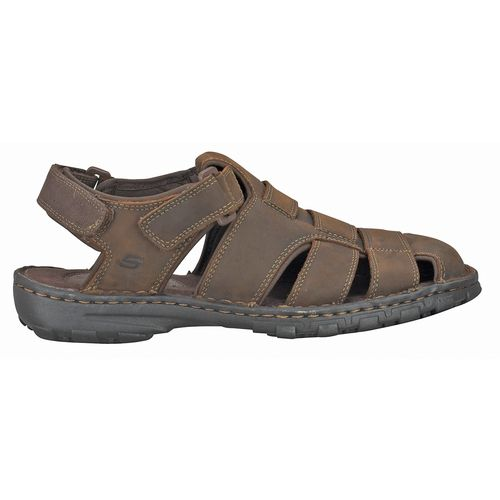 SKECHERS Men's August-Meek Sandals