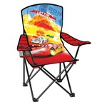 Exxel Outdoors Kids' Disney Cars Camp Chair