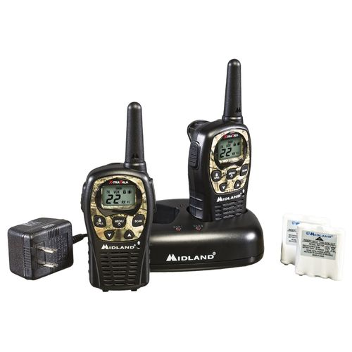 Image for Midland LXT-535 Camo FRS/GMRS 2-Way Radios 2-Pack from Academy