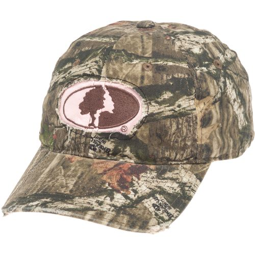 Mossy Oak Women s 6-Panel Cap