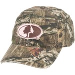 Mossy Oak Women's 6-Panel Cap