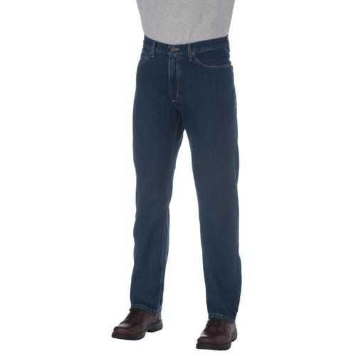 Magellan Outdoors Men's 5 Pocket Relaxed Fit Jean