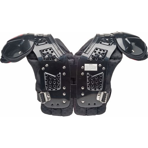 Schutt Youth Mid Flex 2.0 Shoulder Pads - view number 3