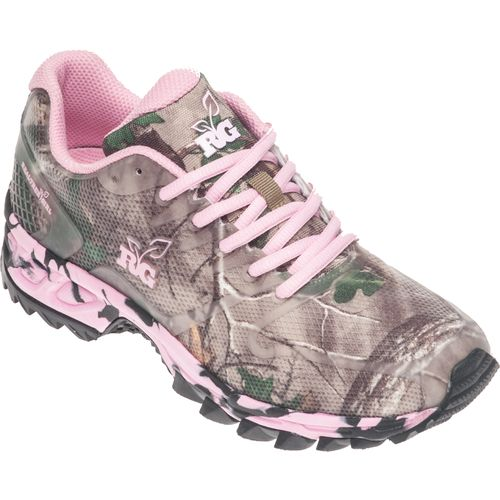 Realtree Pink Camo Shoes Realtree girl women's mamba