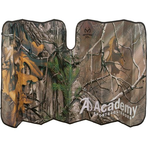 Academy Sports + Outdoors  Realtree Xtra Camo Windshield Shade