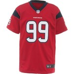 Nike™ Boys' Houston Texans J.J. Watt #99 Replica Game Jersey