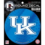 Tag Express University of Kentucky Round Decal