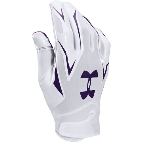 Display product reviews for Under Armour Men's F4 Football Gloves