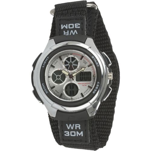 Display product reviews for Aqualite Men's Analog/Digital Watch