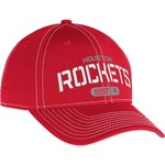 adidas Adults' Houston Rockets Structured Cap