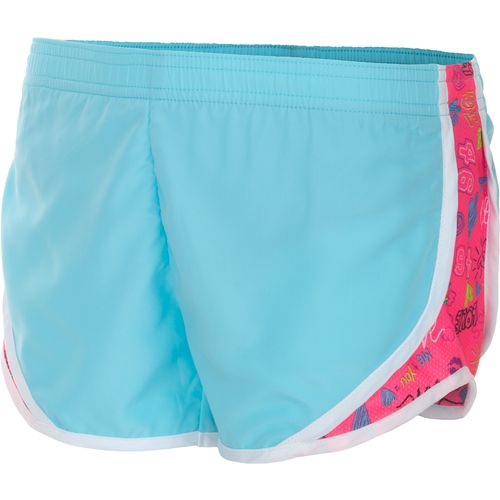 Soffe™ Girls' Print Shorty Short