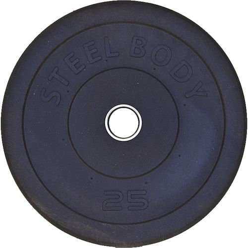 Impex Steelbody 25 lb. Olympic-Size Bumper Plate