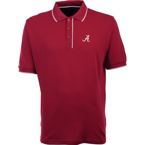 Antigua Men's University of Alabama Elite Polo