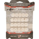 Real Avid AR-15 Star Chamber Cleaning Pads 20-Pack - view number 1