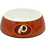 GameWear Washington Redskins Classic NFL Football Pet Bowl