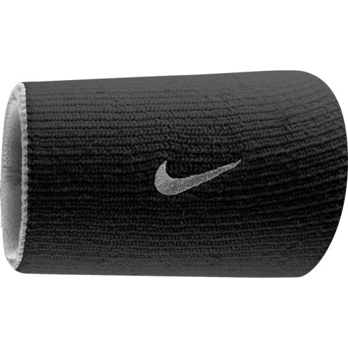 Nike Adults' Premier Home and Away Double-Wide Wristbands - view number 2