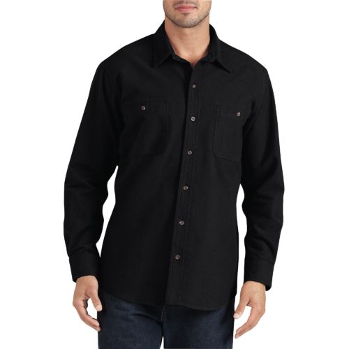 Dickies Men's Chamois Work Shirt