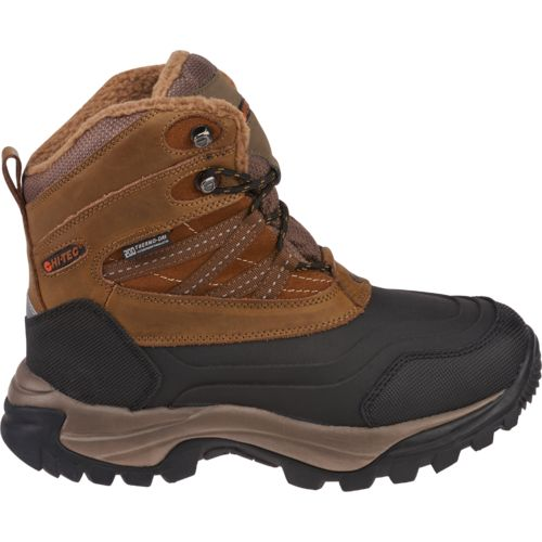 Display product reviews for Hi-Tec Men's Snow Peak 200 Winter Boots