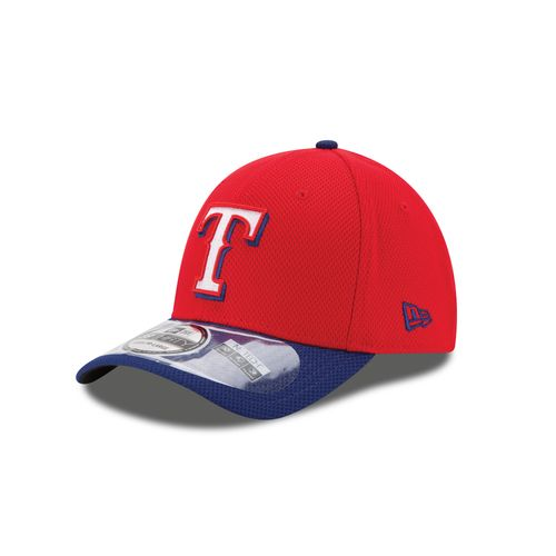 New Era Men's Texas Rangers DE 39THIRTY Reverse 2-Tone Cap