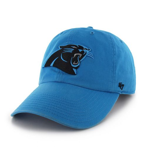 Display product reviews for '47 Adults' Carolina Panthers Clean Up Cap