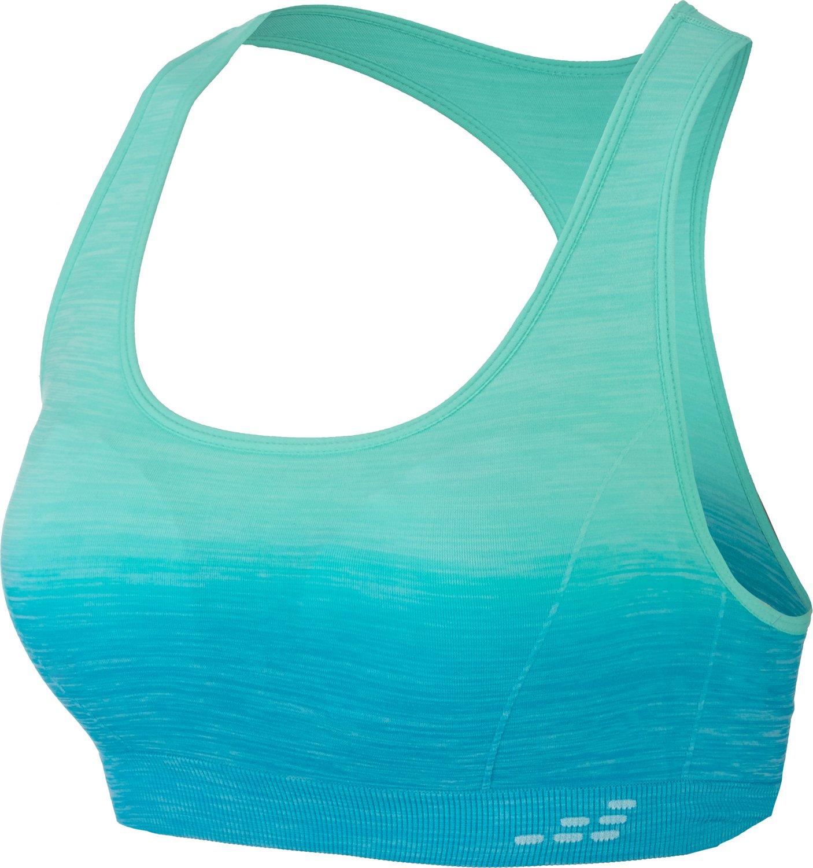 BCG™ Women's Seamless Watercolor Space Dye Sports Bra