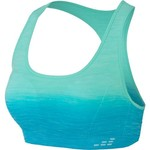 BCG™ Women's Seamless Watercolor Space Dye Removable Cup Sports Bra