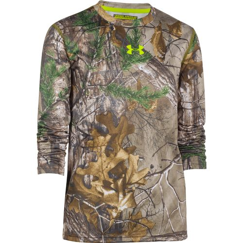 Under Armour® Kids' UA Scent Control Tech Realtree