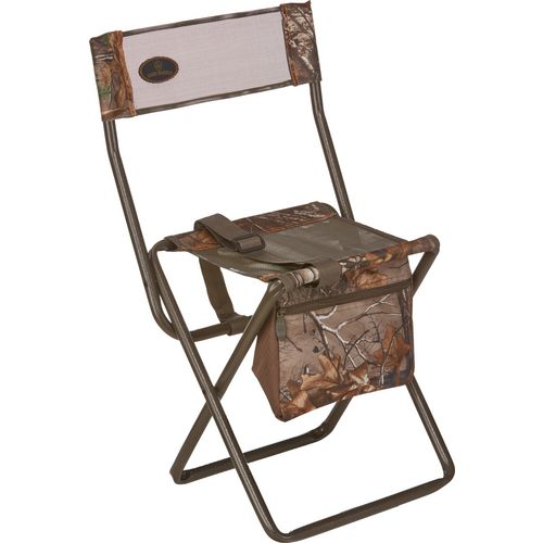 Game Winner® Mesh Dove Stool with Back