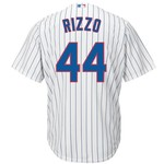 Majestic Men's Chicago Cubs Anthony Rizzo #44 Cool Base® Replica Jersey