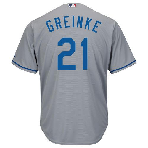 Majestic Men's Los Angeles Dodgers Zack Greinke #21