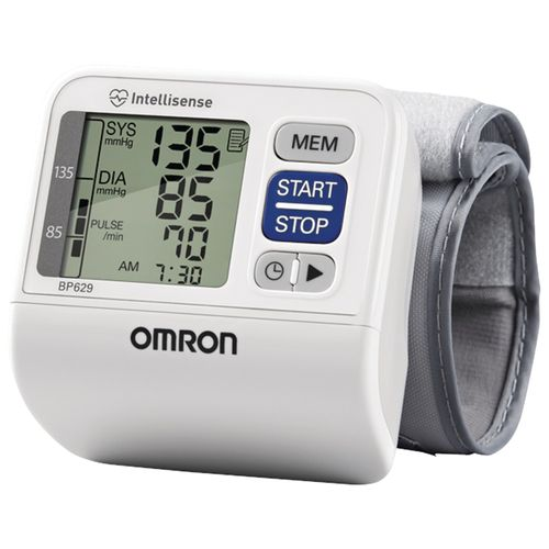 Omron 3 Series Wrist Blood Pressure Monitor - view number 1