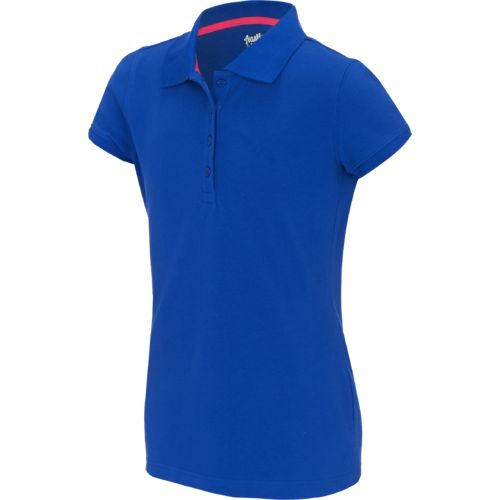 Display product reviews for Austin Trading Co. Juniors' Uniform Short Sleeve Pique Polo Shirt