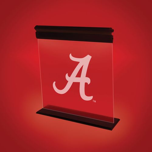 AES Optics University of Alabama Acrylic LED Light