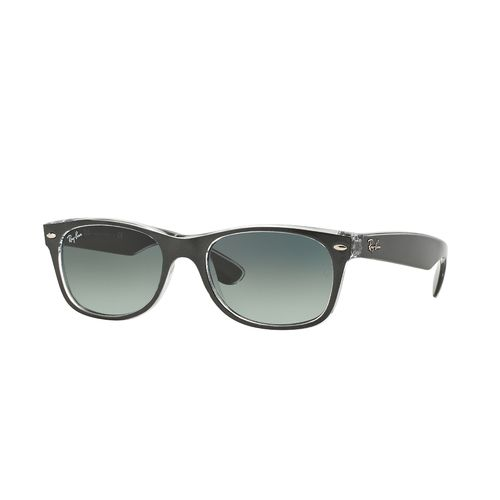 Ray-Ban Adults' New Wayfarer Metal Effect Sunglasses
