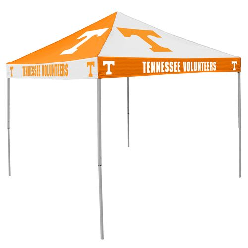Logo™ University of Tennessee Straight-Leg 9' x 9' Checkerboard Tent