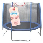 Upper Bounce® 15' Replacement Enclosure Net for 8-Pole Trampoline