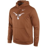 Nike Men's University of Texas Perfect Practice Pullover Hoodie